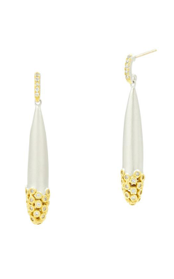 Freida Rothman Fleur Bloom Earrings VFPYZE30-14K product image
