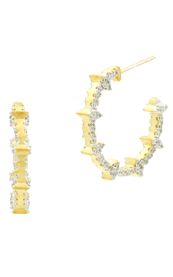 Freida Rothman Fleur Bloom Empire Earrings FBPYZE58 product image