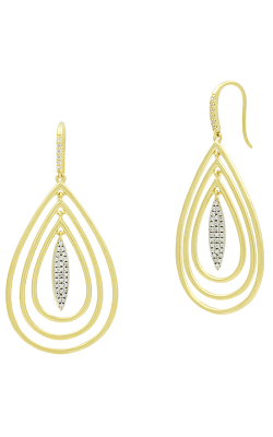 Freida Rothman Fleur Bloom Empire Earrings FBPYZE62 product image