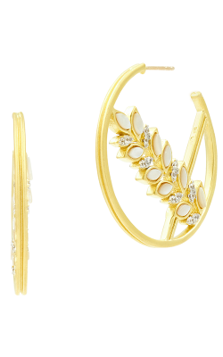 Freida Rothman Fleur Bloom Empire Earrings FBPYZMPE51 product image