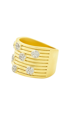 Freida Rothman Fleur Bloom Empire Fashion Ring FBPYZR41 product image