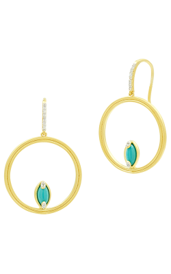 Freida Rothman Fleur Bloom Empire Earrings FBPYZTQE61 product image