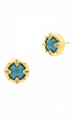 Freida Rothman Fleur Bloom Empire Earrings AAYZTQE10-14K product image