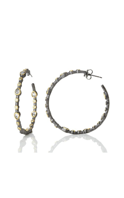 Freida Rothman FR Signature Earrings YRZE020020B-1-14K product image