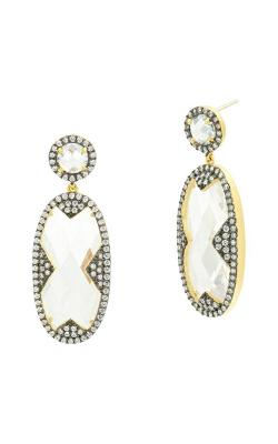 Freida Rothman FR Signature Earrings YRZE020325B-14K product image