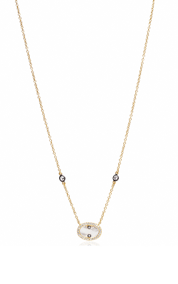 Freida Rothman FR Signature Necklace YRZ070187B-MOP-16E product image