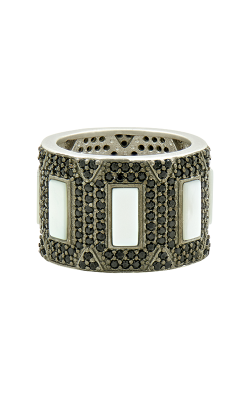 Freida Rothman Industrial Finish Fashion Ring IFPKMR45-6 product image
