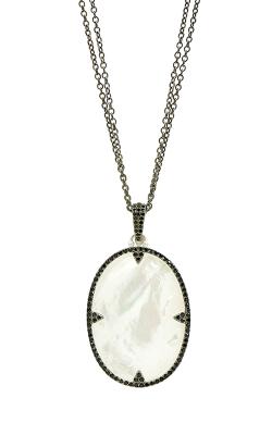 Freida Rothman Industrial Finish Necklace IFPKMN49-30 product image