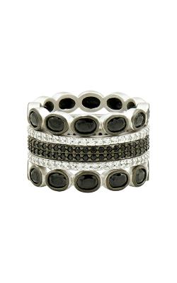Freida Rothman Industrial Finish Fashion ring IFPKZBKR47-6 product image