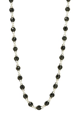 Freida Rothman Industrial Finish Necklace PR070249B-BK-36 product image