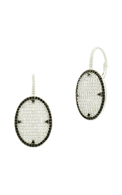 Freida Rothman Industrial Finish Earrings IFPKZBKE56 product image