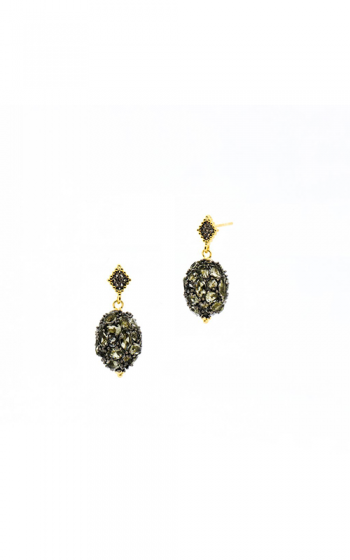 Freida Rothman Rose D'Or Earrings RDYKZGE05 product image