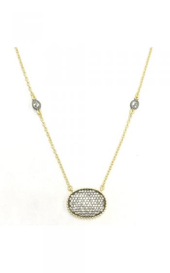Freida Rothman FR Signature Necklace YRZ070388B-16E product image