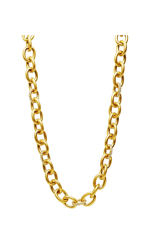 Freida Rothman Contemporary Deco Necklace YZ070129B-18 product image