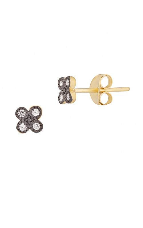 Freida Rothman FR Signature Earrings YRZE020173B-14K product image