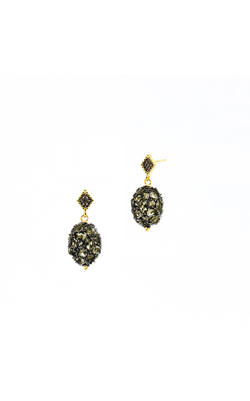 Freida Rothman Rose D'Or Earrings RDYKZGE05 product image