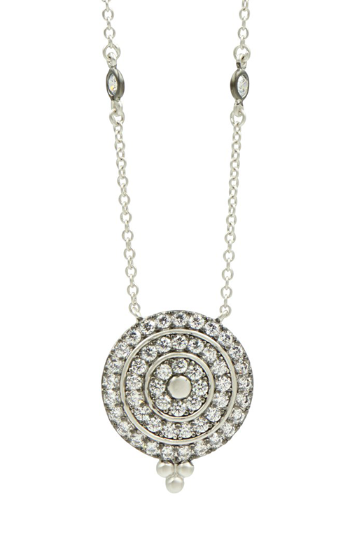 Freida Rothman FR Signature Necklace PRZ070350B-16E product image