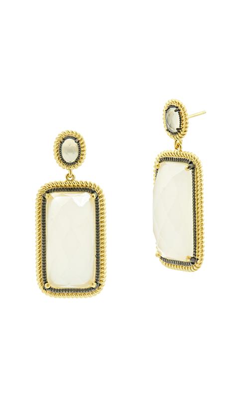 Freida Rothman Gilded Earring GCYKCHE09 product image
