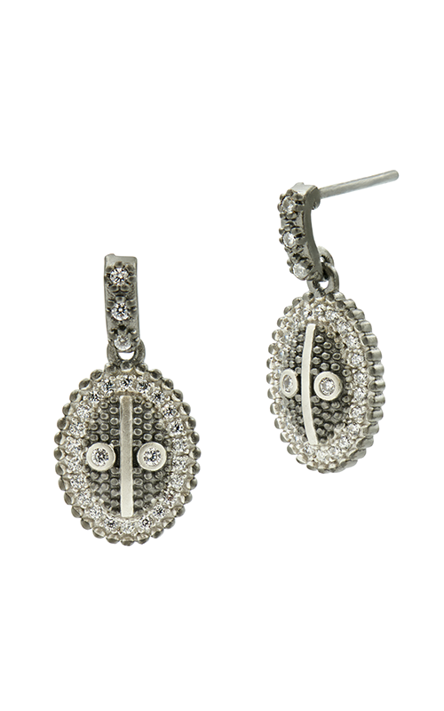 Freida Rothman Industrial Finish Earring IFPKZE06 product image