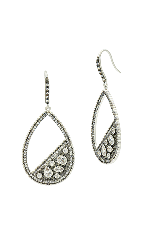 Freida Rothman Industrial Finish Earring IFPKZE07 product image