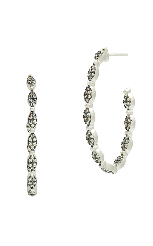 Freida Rothman Industrial Finish Earring IFPKZE09 product image
