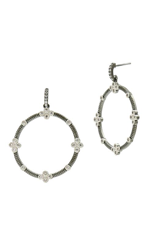Freida Rothman Industrial Finish Earring IFPKZE02 product image