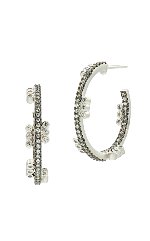 Freida Rothman Industrial Finish Earring IFPKZE03 product image