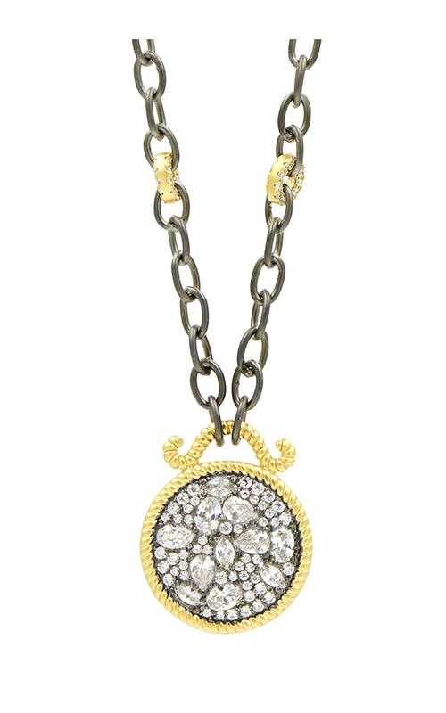 Freida Rothman Gilded Necklace GCYKZCHN01-27 product image