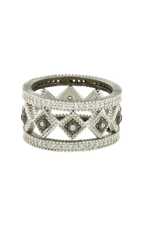 Freida Rothman Industrial Finish Fashion ring IFPKZR01 product image