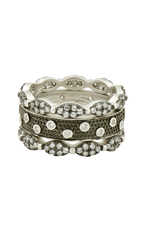 Freida Rothman Industrial Finish Fashion ring IFPKZR04 product image