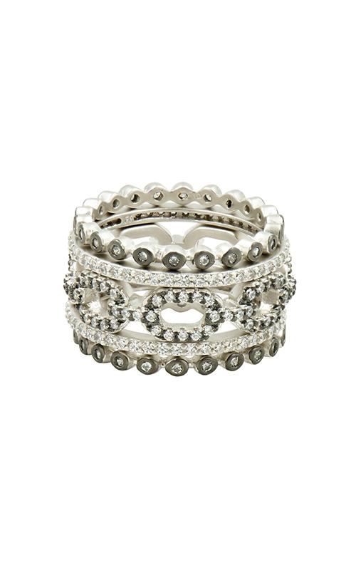 Freida Rothman Industrial Finish Fashion ring IFPKZR07 product image