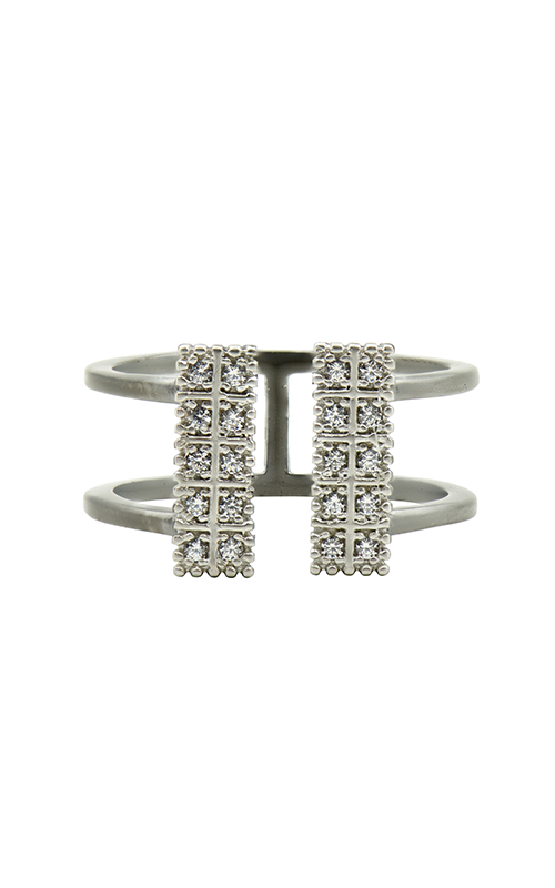 Freida Rothman Industrial Finish Fashion ring IFPKZR09 product image