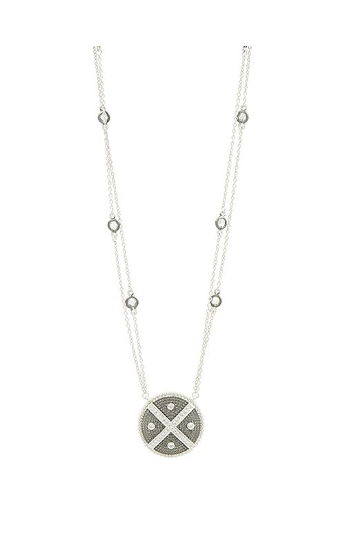 Freida Rothman Industrial Finish Necklace IFPKZN08-16E product image