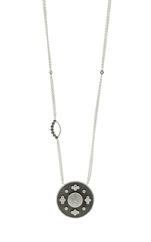 Freida Rothman Industrial Finish Necklace IFPKZN14-27 product image