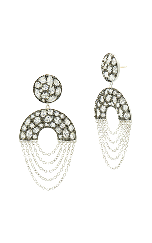 Freida Rothman Industrial Finish Earring PRZE020354B-14K product image