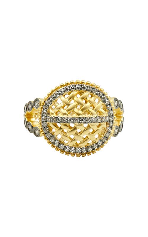 Freida Rothman Textured Ornaments Fashion ring LMYKZR11 product image