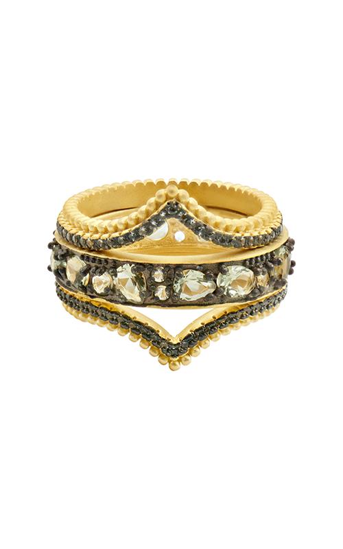 Freida Rothman Gilded Fashion ring RDYKZGR07 product image