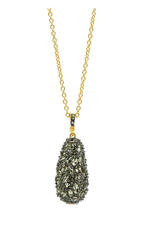 Freida Rothman Gilded Necklace RDYKZGN14-30 product image