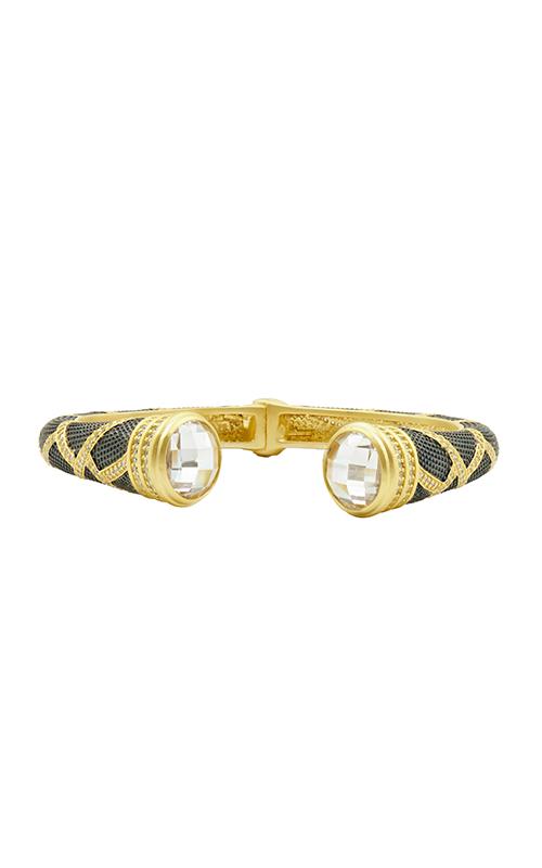Freida Rothman Textured Ornaments Bracelet TOYKZB01-H product image