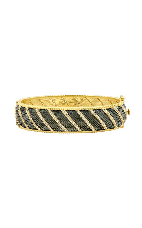 Freida Rothman Textured Ornaments Bracelet TOYKZB03-H product image