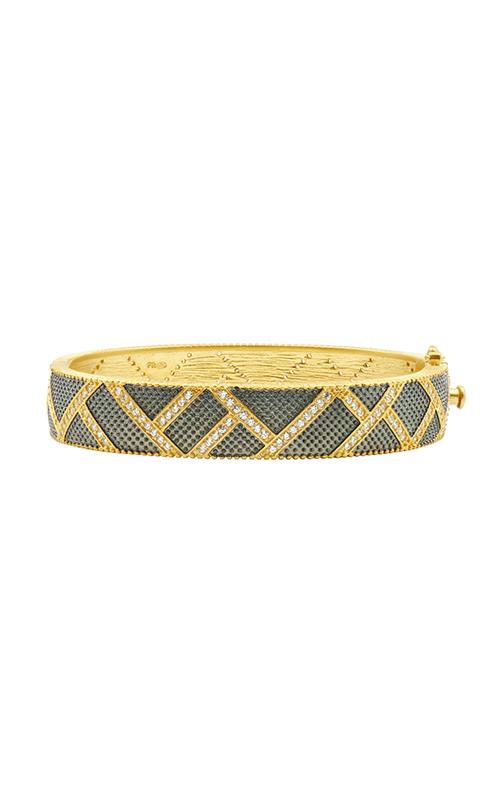 Freida Rothman Textured Ornaments Bracelet TOYKZB06-H product image