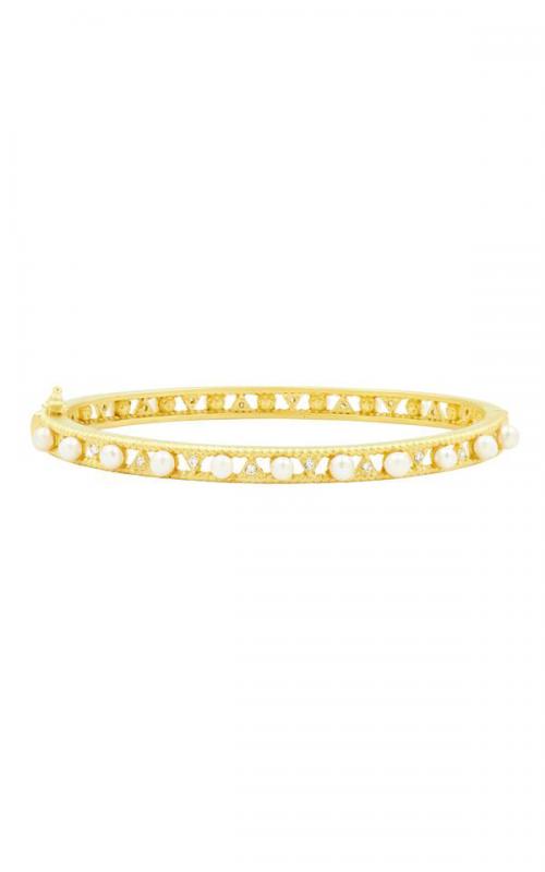 Freida Rothman Textured Pearl Bracelet TPYZFPB06-H product image