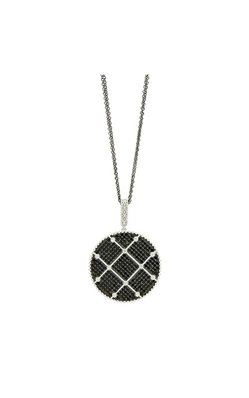 Freida Rothman Industrial Finish Necklace IFPKZBKN33-27 product image
