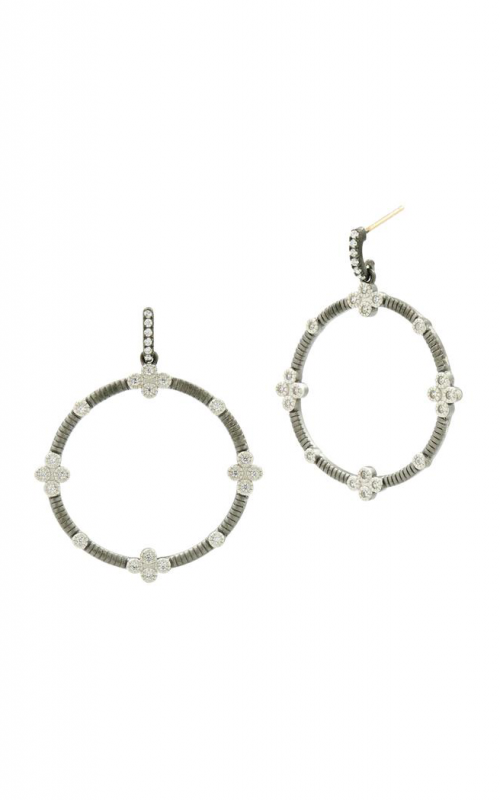 Freida Rothman FR Signature Earrings IFPKZE02-14K product image