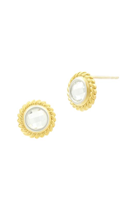 Freida Rothman Fleur Bloom Earrings FBPYZE17-14K product image
