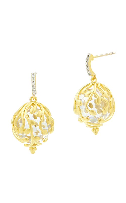 Freida Rothman Fleur Bloom Earrings FBPYZE23-14K product image