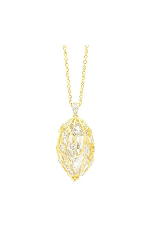 Freida Rothman Fleur Bloom Necklace FBPYZN24-27 product image