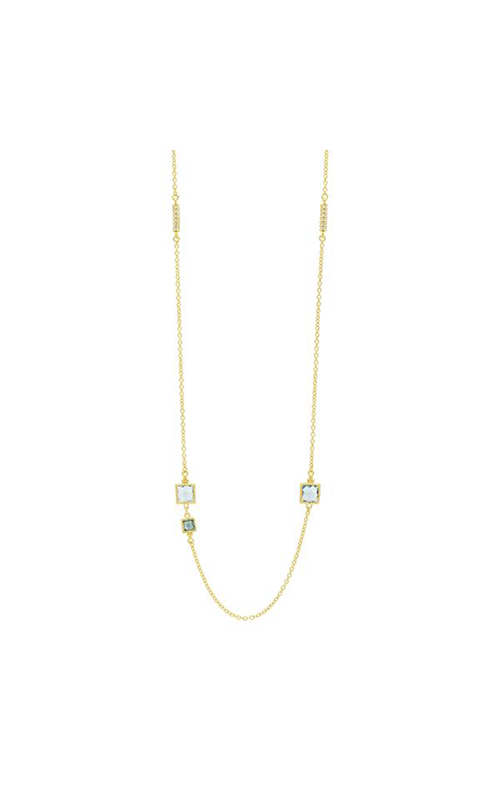 Freida Rothman Ocean Azure  Necklace RSYZMN03-36 product image