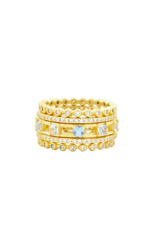 Freida Rothman Ocean Azure Fashion ring RSYZMR01 product image