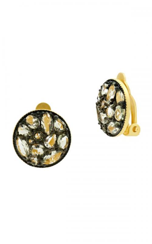 Freida Rothman Rose D'Or Earrings RDYKGE24 product image